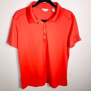 Callaway Golf Women's Short Sleeve Collared Shirt